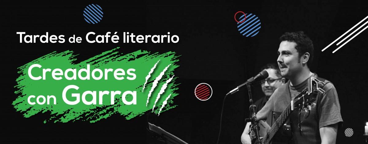 Café Literario Creadores con Garra Colegio San Ángel Poza Rica Slider