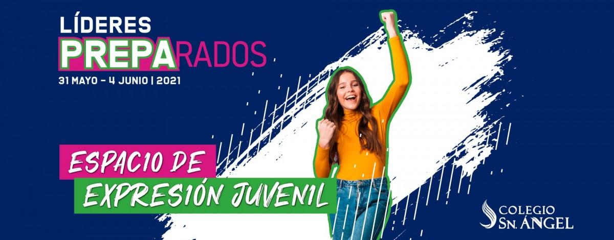Slider Lideres Preparados 2021 Colegio San Ángel Poza Rica