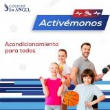 Activémonos Colegio San Ángel Poza Rica